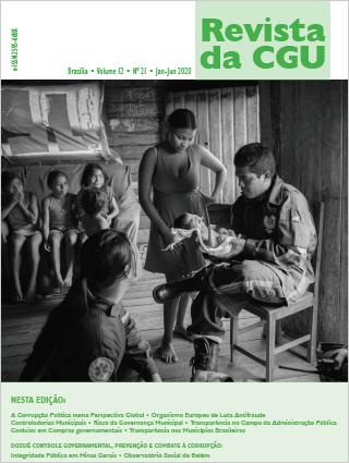 Visualizar v. 12 n. 21 (2020): Revista da CGU, 21, jan-jun/2020